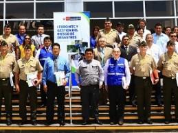 MTC organizó I Foro de Gestión del Riesgo de Desastres