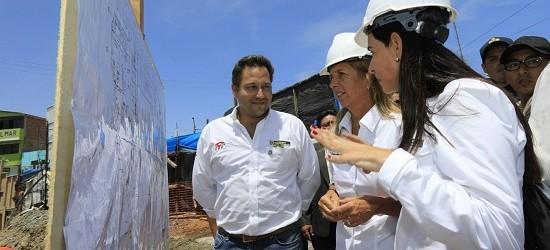 Reinician obras por S/ 11 millones en Desembarcadero Pesquero Artesanal de Ilo