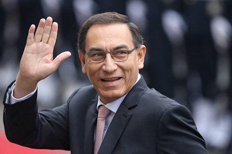 El perfil de Martín Vizcarra, el eventual nuevo presidente tras renuncia de PPK