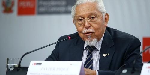 Ministro de Vivienda dio detalles sobre avances en la Reconstrucción con Cambios