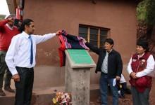 Andahuaylillas: inauguran planta de residuos sólidos para reducir el impacto ambiental