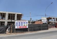 GRL: Construcción del colegio Horacio Zeballos muestra un 33 % de avance