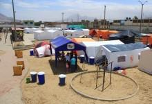 Noventa familias damnificadas ya reciben el Bono 500 en Piura