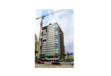 En Magdalena: Construyen sótano y pisos superiores de edificio con sistema top down