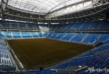 Construcción y remodelación de estadios en Rusia demandó inversión de 4,000 millones de euros