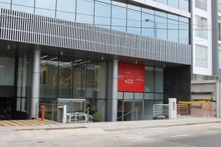 LA MAR 550 – Oficinas Boutique: Volumetría funcional