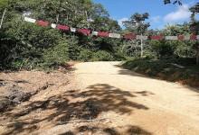 Gore Pasco invierte más de S/ 2 millones para concluir carretera San Pedro – Puerto Mayro