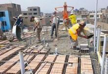Sector Construcción crece 10.55% y acumula 11 meses ininterrumpido