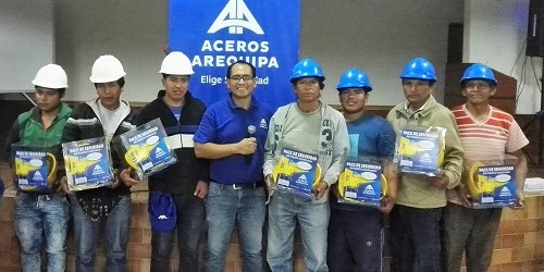 Aceros Arequipa dará capacitaciones gratuitas sobre construcción de viviendas seguras y carpintería metálica en Comas