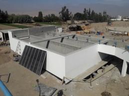 Tacna: Construcción de PTAP de Calana tiene un 85% de avance