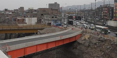 Lamsac culmina peritaje de viviendas impactadas por obra vial