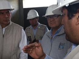Instituto Tecnológico de Huancabamba presenta un 50% de avance
