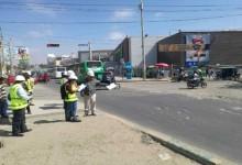 Monitores ciudadanos de la Contraloría visitan obras de Reconstrucción