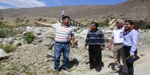 Áncash: Provías realiza estudios para la reconstrucción de seis puentes