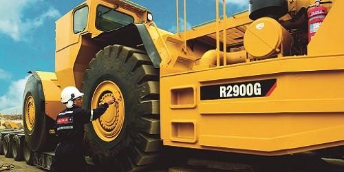 Mayor rendimiento y menor costo:Neumáticos para maquinaria pesada