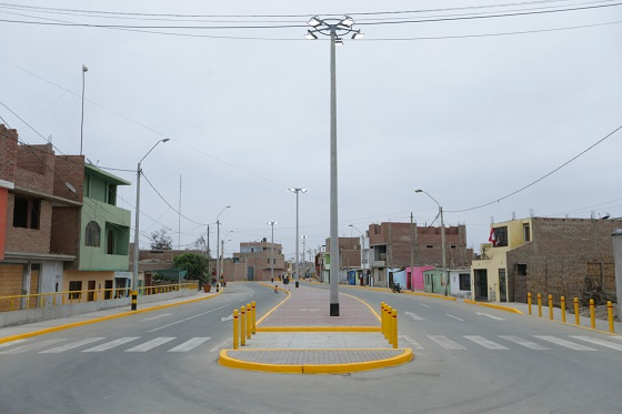 Gobierno destinó S/ 265 millones a mejoramiento integral de 100 barrios a nivel nacional