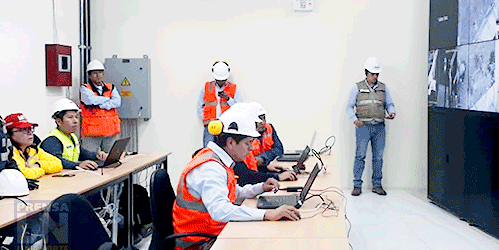 Proyecto de Conectividad y Banda Ancha en Ayacucho tiene un 76% de avance