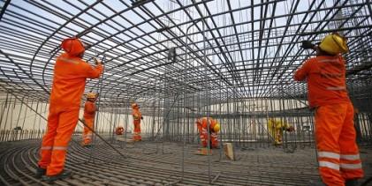 Sector Construcción alcanza crecimiento histórico de 7.2% en los últimos 50 meses