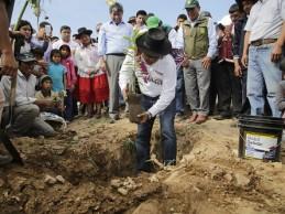 MINAGRI y Gobernador regional encaminan proyectos agropecuarios y de riego para Ayacucho