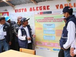 BID reconoce a Perú por solución innovadora en gestión de proyecto de saneamiento