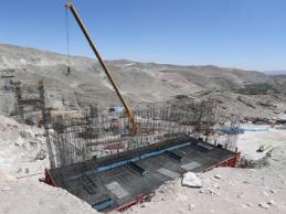 Construcción de puente La Joya culminará en setiembre de 2019