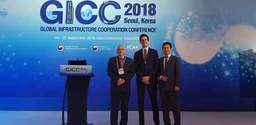 ProInversión busca atraer inversionistas en Corea del Sur para proyectos de infraestructura vial