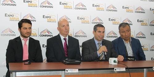 En Expomina: Black Energy estima copar el 10% del mercado diésel en Perú