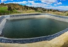 Cajamarca: Construyen ocho reservorios para los caseríos de Quinuario