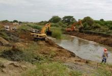 Piura: Exigen pronto inicio de reconstrucción de canales de riego