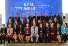 Inaugura la Reunión 46 del Grupo de Trabajo de APEC Transportes