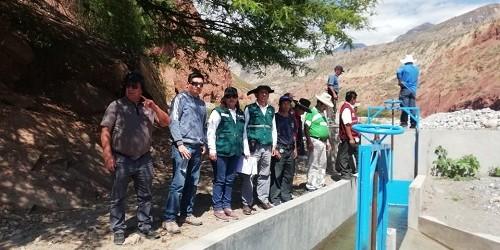 Minagri-PSI convoca a licitación pública para 31 proyectos de infraestructura hidráulica