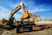 Nueva generación de excavadoras CAT, la serie Next Gen, llegó al Perú